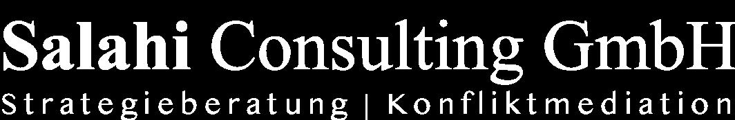 Salahi Consulting GmbH